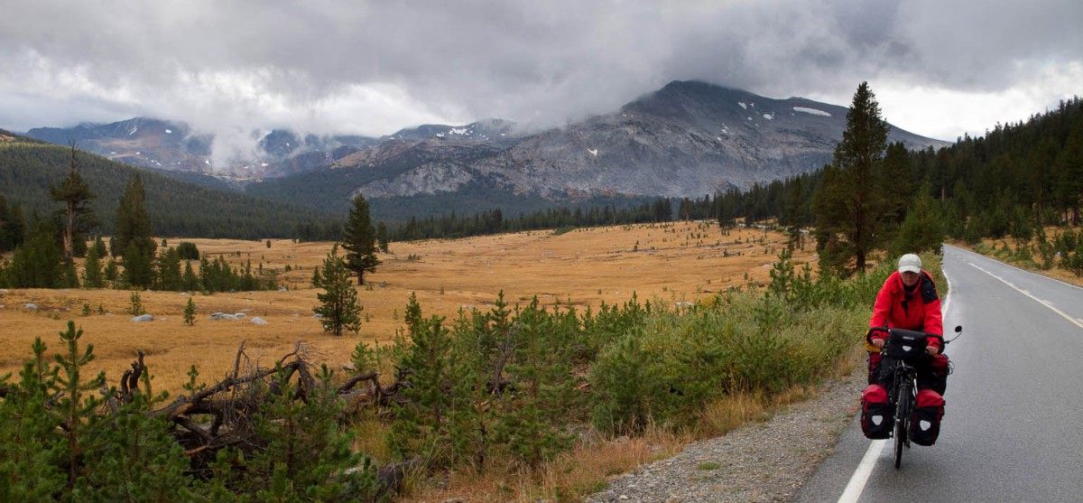 close to Tioga Pass