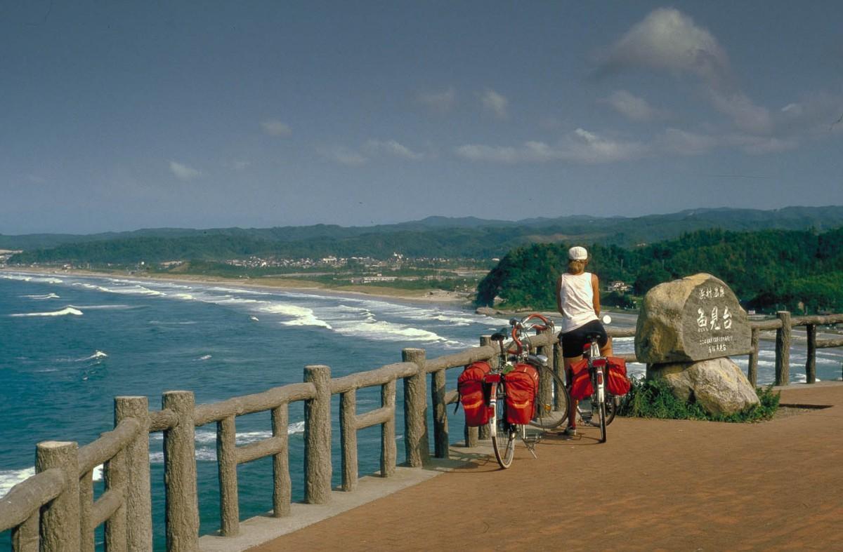 sweeping vistas along Japans west coast