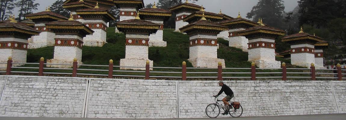 Bhutan - kingdom in the sky