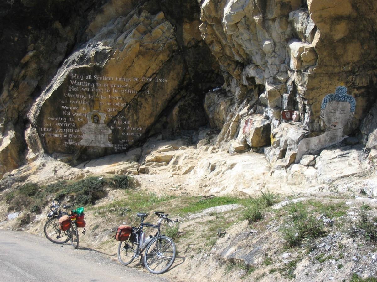 spiritual stop along the road