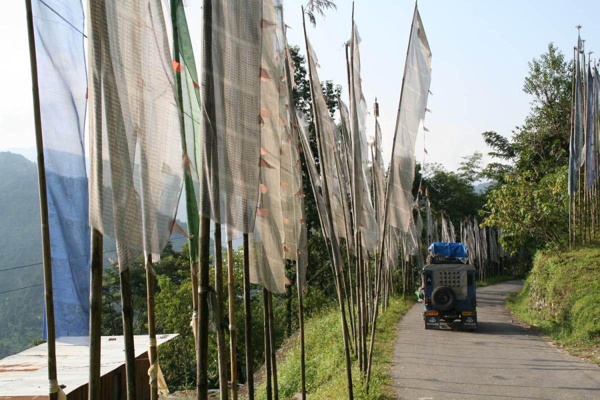 Parayer flags