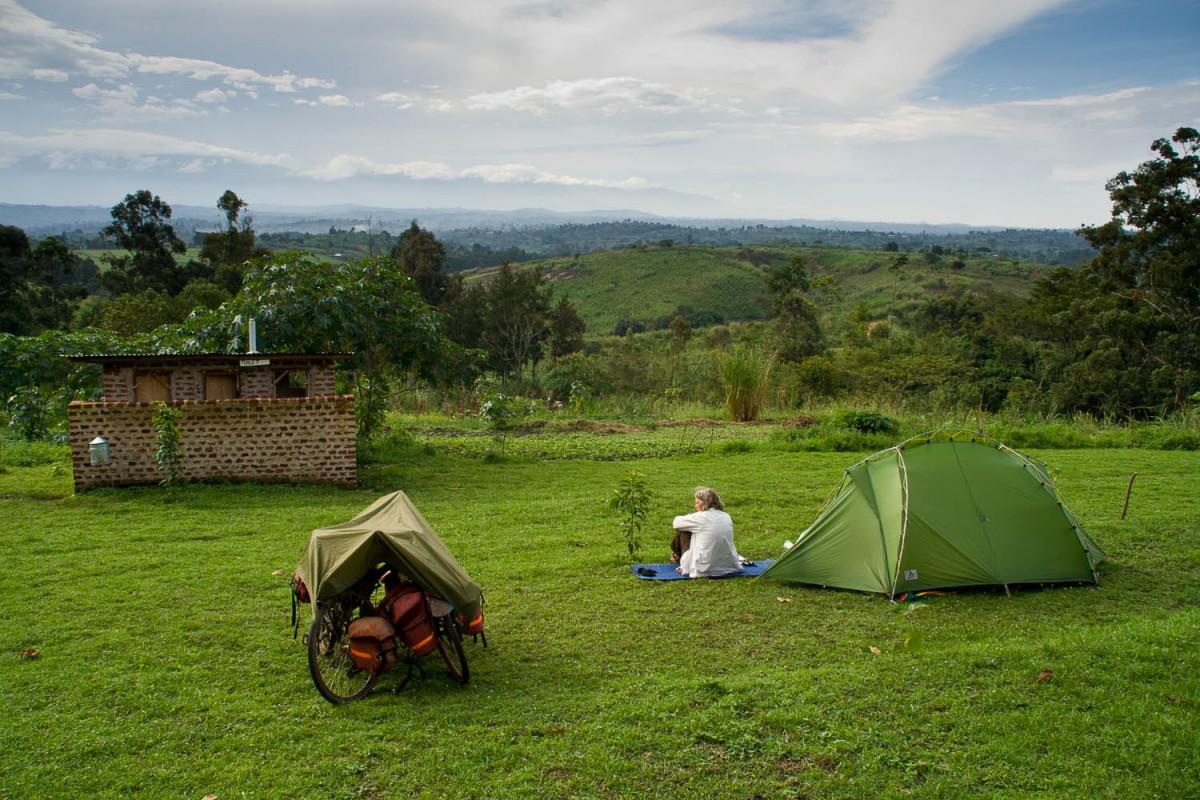 Enfuzi camping site