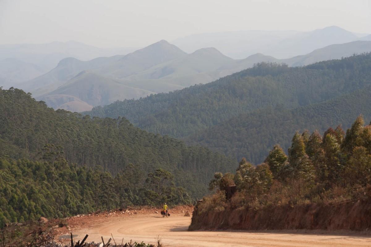 The Piggs Peak to Bulembu Road