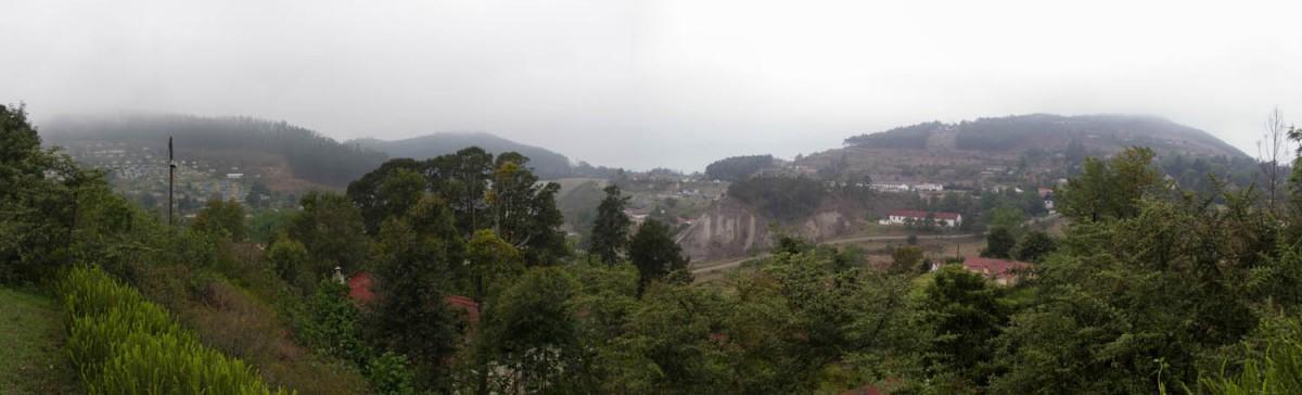 Panoramic view of Bulembu