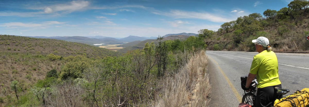 Downhill to the Graskop junction
